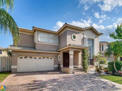 Coconut Creek Single Family Home Backup Contract-Call LA: 4256 NW 57th Dr