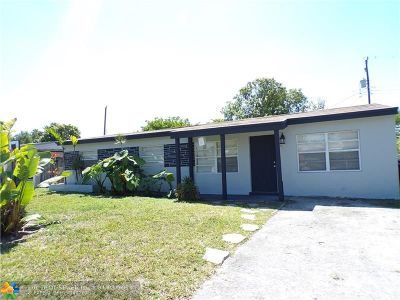 Miramar Single Family Home For Sale: 6930 SW 24th Ct