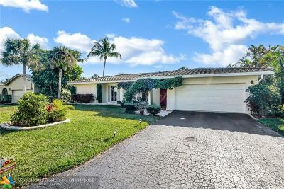 Coral Springs FL Single Family Home For Sale: $414,800
