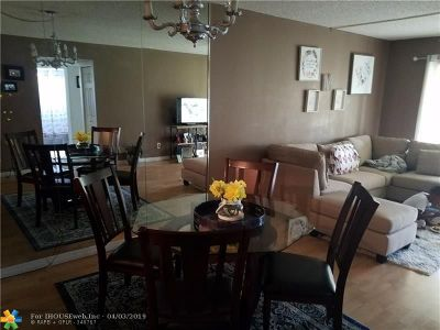 Coral Springs Condo/Townhouse For Sale: 4275 NW 89th Ave #102