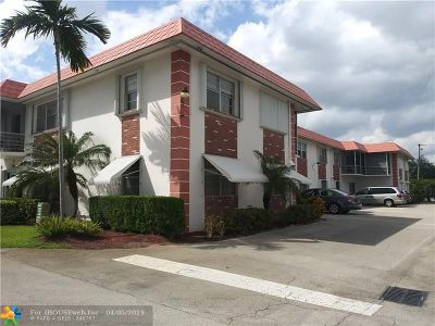 Pompano Beach Condo/Townhouse For Sale: 3550 NW 8th Ave #401