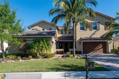 Parkland Single Family Home For Sale: 12015 NW 81st Ct