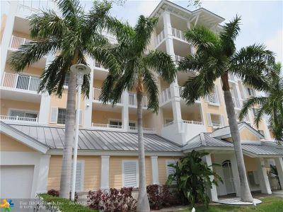 Deerfield Beach Condo/Townhouse For Sale: 1931 NE 2nd St #204
