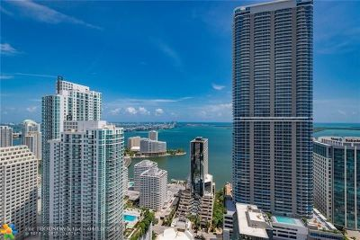 Miami Condo/Townhouse For Sale: 1010 Brickell Avenue #3004