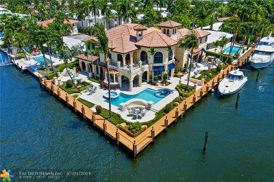 Fort Lauderdale Single Family Home For Sale: 3018 NE 22nd Street