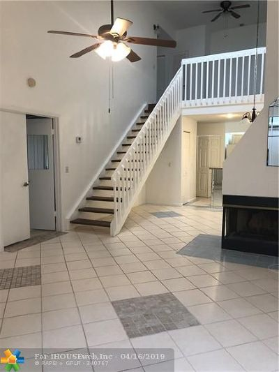 North Lauderdale Condo/Townhouse Backup Contract-Call LA: 1855 Adventure Pl #1855