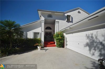 Miami Single Family Home For Sale: 14800 SW 139th Ave