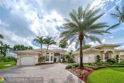Davie Single Family Home For Sale: 3738 Gulfstream Way