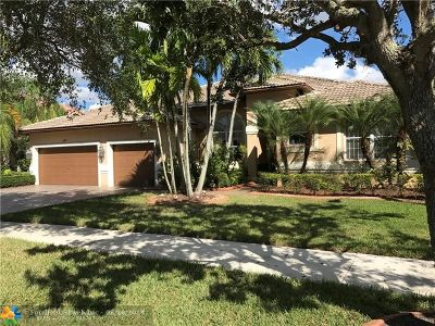 Cooper City Single Family Home For Sale: 5044 Countrybrook Dr