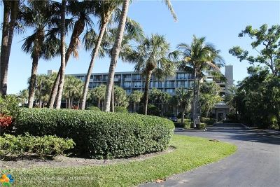 West Palm Beach Condo/Townhouse For Sale: 1830 Embassy Dr #411