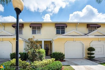 Boca Raton Condo/Townhouse For Sale: 21416 Tudor Dr #21416