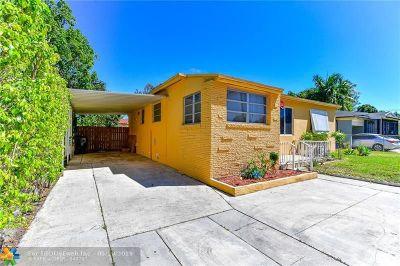 North Miami Beach Single Family Home Backup Contract-Call LA: 151 NE 169th Ter