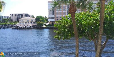 Lighthouse Point Condo/Townhouse For Sale: 3180 NE 48th Ct #205