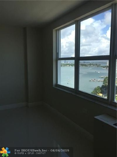 Miami Condo/Townhouse For Sale: 1250 West Ave #15P