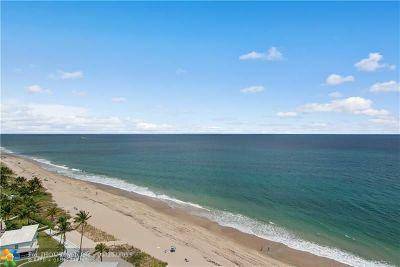 Pompano Beach Condo/Townhouse Backup Contract-Call LA: 1500 S Ocean Blvd #PH B