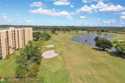 Weston Condo/Townhouse Backup Contract-Call LA: 16300 Golf Club Rd #614