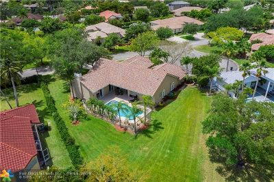 Parkland Single Family Home For Sale: 9605 NW 63rd Pl