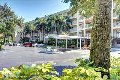 Pompano Beach Condo/Townhouse For Sale: 804 Cypress Grove Ln #402