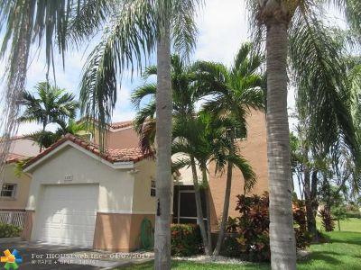 Tamarac Condo/Townhouse Backup Contract-Call LA: 8279 NW 70th St #8279
