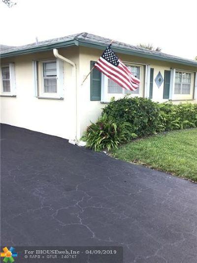 Delray Beach Condo/Townhouse For Sale: 232 Cardinal Ln #232