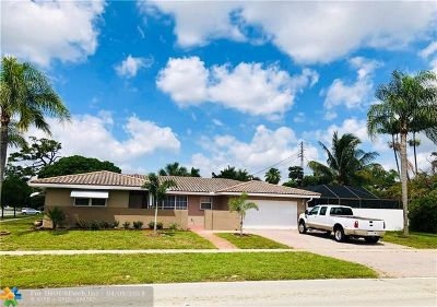 Coconut Creek Single Family Home Backup Contract-Call LA: 601 NW 43rd Ave