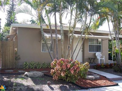 Dania Beach Single Family Home For Sale: 1104 SE 2nd Ave
