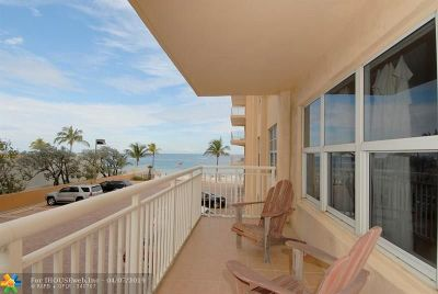 Fort Lauderdale FL Condo/Townhouse For Sale: $420,000