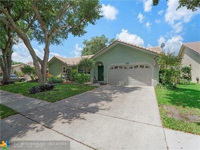 Coconut Creek Single Family Home Backup Contract-Call LA: 5871 NW 40th Ln