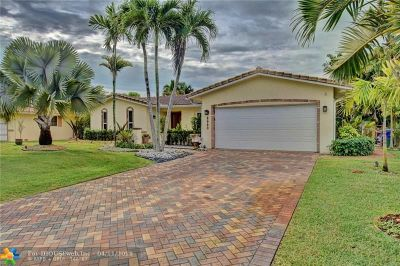 Coral Springs Rental For Rent: 8980 NW 21st Ct