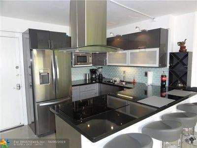 Rental For Rent: 3000 N Ocean Blvd #201