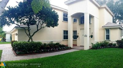 Coconut Creek Single Family Home For Sale: 4967 NW 52nd Ave