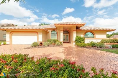 Coral Springs Single Family Home Backup Contract-Call LA: 203 NW 121st Ter