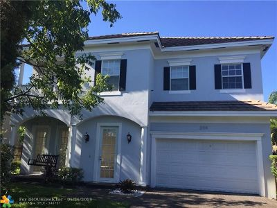 Wilton Manors Rental For Rent: 2119 NE 7th Ave