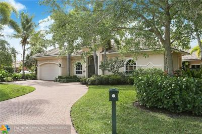 Palm Beach Gardens Single Family Home For Sale: 100 Brookhaven Court