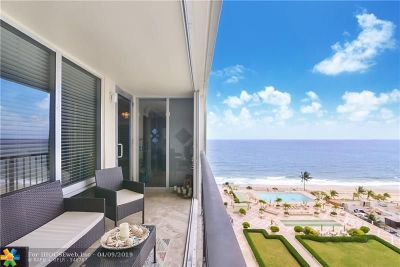 Fort Lauderdale FL Condo/Townhouse For Sale: $529,000