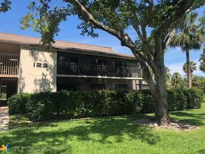 Deerfield Beach Condo/Townhouse For Sale: 123 Deer Creek Blvd #205