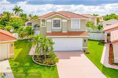 Miramar Single Family Home For Sale: 1823 SW 176th Way
