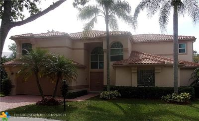 Cooper City Single Family Home For Sale: 10628 Managua Ave