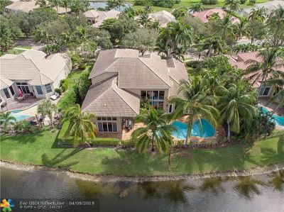 Parkland Single Family Home For Sale: 7107 NW 70th Terrace