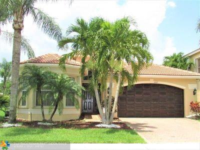 Broward County, Palm Beach County Single Family Home For Sale: 10617 Walnut Valley Drive