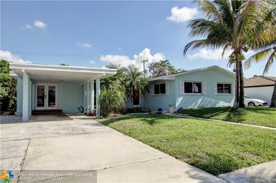 Boca Raton Single Family Home For Sale: 1301 NW 7th St