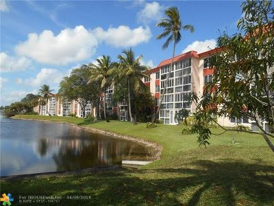 Sunrise Condo/Townhouse For Sale: 1101 NW 58th Ter #207