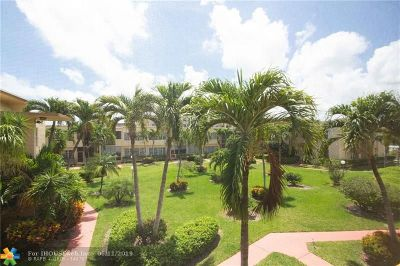Hallandale Condo/Townhouse For Sale: 1350 Atlantic Shores Blvd #317