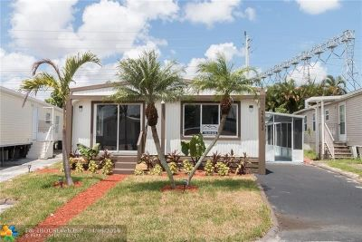Dania Beach Single Family Home For Sale: 2603 SW 54th St