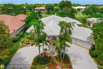 Coral Springs Single Family Home For Sale: 1826 NW 124th Way