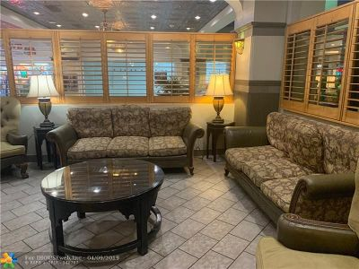 Hollywood Beach Condo/Townhouse For Sale: 101 N Ocean Dr #469