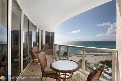 Sunny Isles Beach Condo/Townhouse For Sale: 17201 Collins Avenue #1003