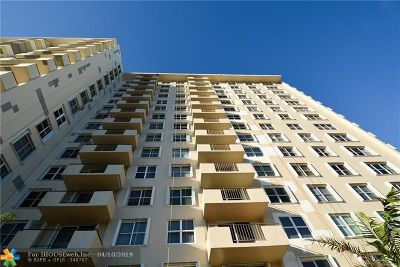 Lauderdale By The Sea Condo/Townhouse For Sale: 2000 S Ocean Blvd #6N