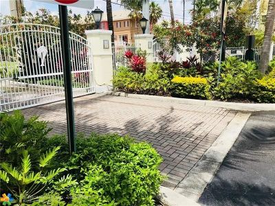 Wilton Manors Rental For Rent: 2660 NE 8th Ave #201