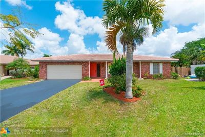 Coral Springs Single Family Home For Sale: 1189 NW 86th Ln